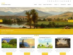 Free Best Responsive WordPress Themes For Artists