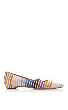 Zoya Rainbow Stripe