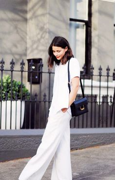 Your+Memorial+Day+Weekend+Guide+to+Wearing+All+White+via+@WhoWhatWear