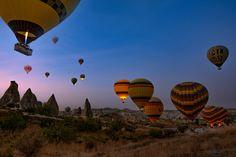 Let's meet on the sky! - Cappadocia!