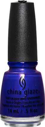 Combat Blue - The official website for China Glaze professional nail lacquer. Unleash your client's inner color with China Glaze's full range of light to dark nail lacquer and treatments.