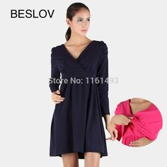 b7dcb7be3b0 Offered in Dark Blue( and Deep Pink( -- BESLOV, a shop on ETSY which makes  Maternity & Nursing Clothes for Breastfeeding Moms.