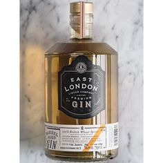 ELLC releases second barrel-aged gin