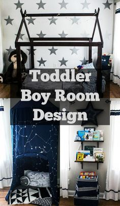 Toddler Boy Room Design and a Nordstrom Giveaway- Happily Hughes
