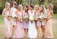 Bruidsmeisjes anno nu