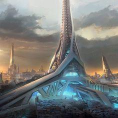Leon tukker space elevator as