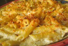 Copy Cat Recipe of Macaroni Grills Penne Rustica
