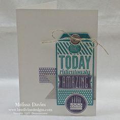Bee Divine Designs: An amazing Birthday Card