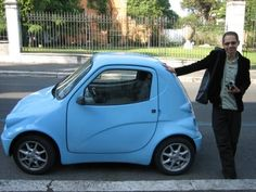cute tiny car..