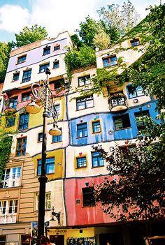 Hundertwasserhaus in Wien