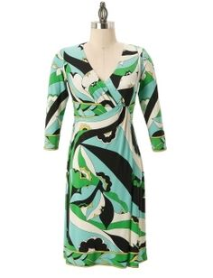 Pucci. The dress that would flatter most shapes.