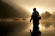 This pic is so awesome that it even makes ME want to go flyfishing. That's saying something... By Nathan Ball Photography