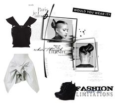 """""""Would you wear it?"""" by monikamihaly ❤ liked on Polyvore"""