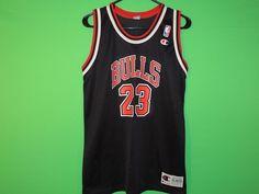 #MichaelJordan #Jordan #Chicago #Bulls #NBA #Basketball #Boys #Youth #Jersey #Champion #XL #FREEShipping