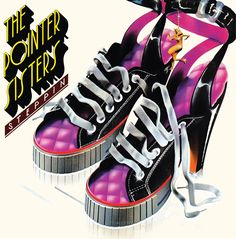 The Pointer Sisters: 'Steppin'' (1975)