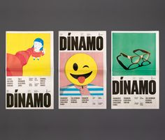 DÍNAMO is a newspaper made by and for young people. It contains the leisure activities programmed by Murcia's city hall and interviews of young fresh people of the city. Behance, 20th Century Music, Youth Programs, Newspaper Design, Branding, Young People, Graphic Design Illustration, Editorial Design, Cover Design