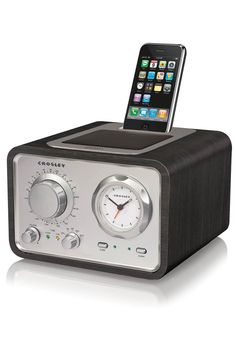 Crosley Radio iDuet- Black
