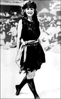 Margaret Gorman, the first Miss America (1921)