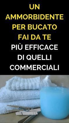 Un Ammorbidente Per Bucato FAI DA TE Più Efficace Di Quelli Commerciali Cleaning Recipes, Cleaning Hacks, Ikea Hack Storage, Housekeeping Tips, Desperate Housewives, Fresh And Clean, Natural Cleaning Products, Drops Design, Green Life
