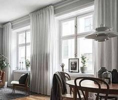White Linen Curtains with Liner – Dreamy  http://www.superiorcustomlinens.com/white-linen-flax-curtains-medium-weight-linen/  #linencurtain