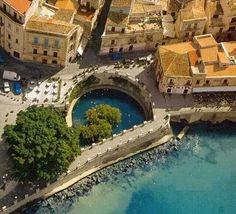 Siracusa, Ortigia Island
