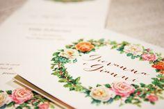 Wedding invitation <3 #wedding #invitation #love #weddingcoordination #matrimonio #invito #bridal #bride #nozze #partecipazione #romanticstyle #romantico #flower #fiori #ghirlanda #colori pastello #blackbeans #verona #graphicdesign #spose #sposa