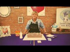 Faça em Casa: bandeja de mosaico - com Marcela Muñoz