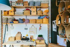 11-decoracao-prateleiras-madeira-compensado-caixote-estante