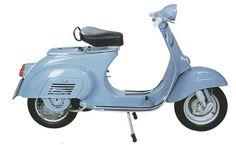 Vespa 90 de 1963