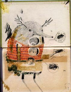 Becka Moor Illustration