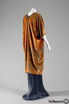 OMG that dress! — Dress and Jacket Mariano Fortuny, 1930s The Museum...