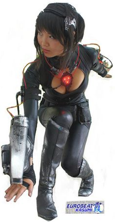 Cyberpunk, ver 1.0 by mel ell, via Flickr