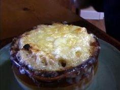 French Onion Soup - Alton Brown
