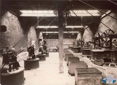 VAL CHISONE - Perosa Argentina - Setificio Gutermann BN macerazione (TO Piemonte) #archeologiaindustriale #industrialheritage #setificiogutermann #archeologieindustrielle
