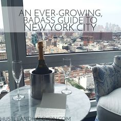 A girl's constantly-growing guide to New York City. Where to eat, where to drink, where to stay, & what to do. Have a suggestion? Lemme know!