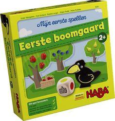 Haba 5524 Mijn eerste Spellen - Eerste Boomgaard