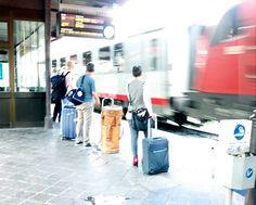 #eurocity in arrivo a #bolzano per #venezia
