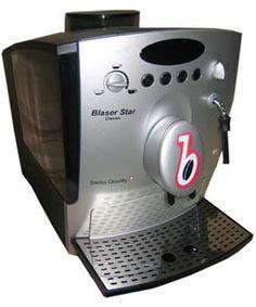 Автоматическая эспрессо-машина Blaser Star Classic создана специально по заказу ТМ Blaser.