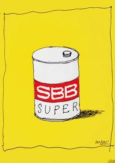 Leupin Herbert, SBB - Super, Year: 1978