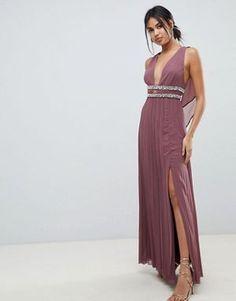 Selfless Asos Womans Size 8 Pink Dress Dresses