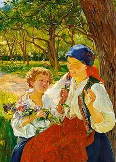 Wincenty Wodzinowski (1866 – 1940, Polish)