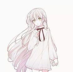 Watch anime online in English. Anime Oc, Anime Angel, Pelo Anime, Chica Anime Manga, Anime Chibi, Kawaii Anime Girl, Pretty Anime Girl, Beautiful Anime Girl, Anime Art Girl