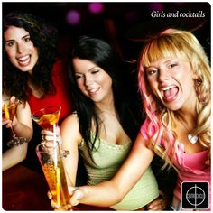 Kick start your girl's night out with 2 drinks on the House every Tuesday night between 9 and 11PM at the Centre Circle