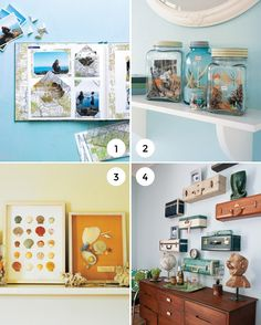 Wanderlust Wisdom: How to Display Travel Souvenirs on the Interior Collective