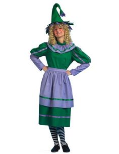 Wizard of Oz - Munchkin Girl Adult Costume Size 4-6 Small - http://www.specialdaysgift.com/wizard-of-oz-munchkin-girl-adult-costume-size-4-6-small/