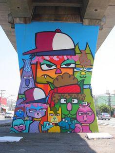 Beyond Banksy Project / Minhau - São Paulo, Brazil