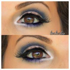 Eye Makeup - http://bellashoot.com for beauty inspiration!