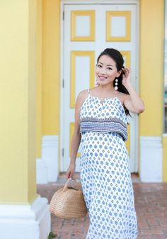 9ad9a9e4151 Bermuda outfit + how to adjust a dress for maternity wear. Extra  PetiteMaternity ...
