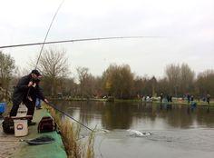 Op zaterdag 27 februari a.s. wordt een koppelwedstrijd Forelvissen georganiseerd bij Toms Creek. Een gezellige wedstrijd, forelvissen met een koppelmaat en leuke prijzen om te winnen. Doe je ook mee?
