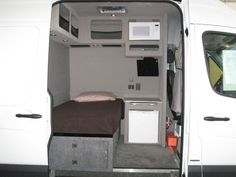 van home layout 753860425099088828 - Sprinter Van – Expediter Source by ericrandi Sprinter Camper, Benz Sprinter, Camper Trailers, Camper Van, Best Campervan, Motorhome Interior, Moto Car, Sprinter Van Conversion, Van Home